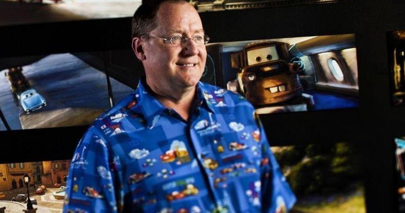 Former Pixar Boss John Lasseter Will Run Skydance Animation