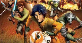 GIVEAWAY: Win Star Wars Rebels: Spark of Rebellion on DVD
