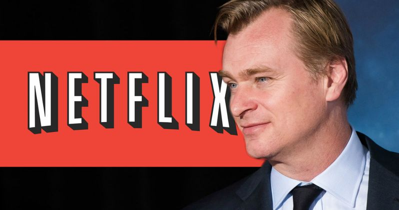 Christopher Nolan Slams Netflix for Mindless Release Strategy