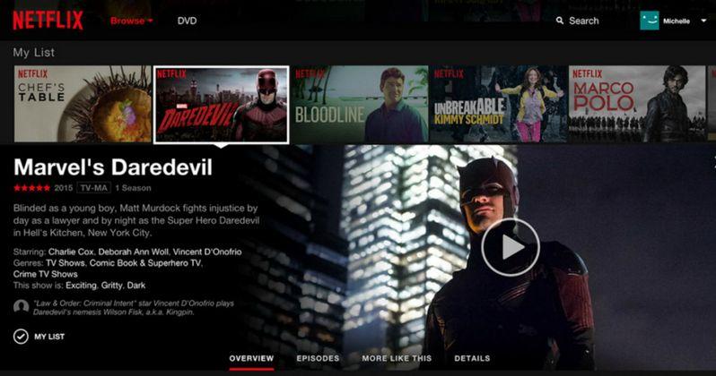 Netflix Will Launch Website Redesign June 2015