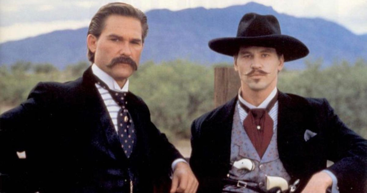 Watching Tombstone at an Old West Ghost Town with Val Kilmer Was Amazing