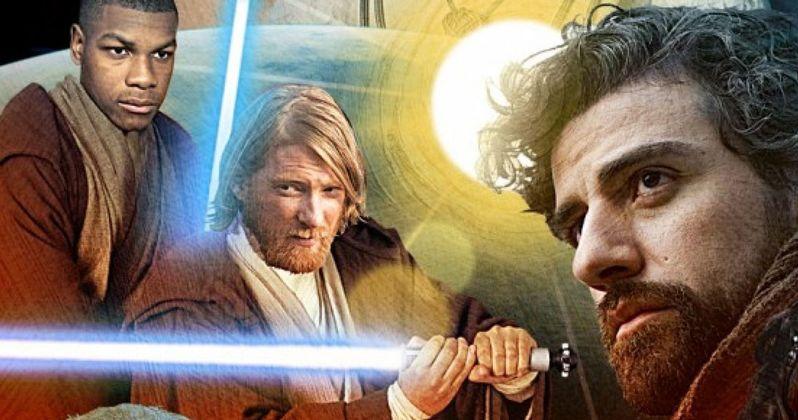 Star Wars: Episode VII Villains and Character Flashbacks Revealed!