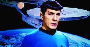 Leonard Nimoy's Spock May Return Via CGI in Future Star Trek Movies