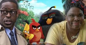 Angry Birds 2 Heats Up with Leslie Jones and Sterling K. Brown