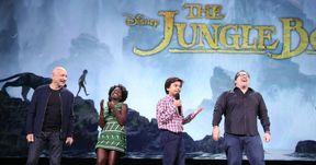 D23: The Jungle Book Presentation with Jon Favreau & Cast