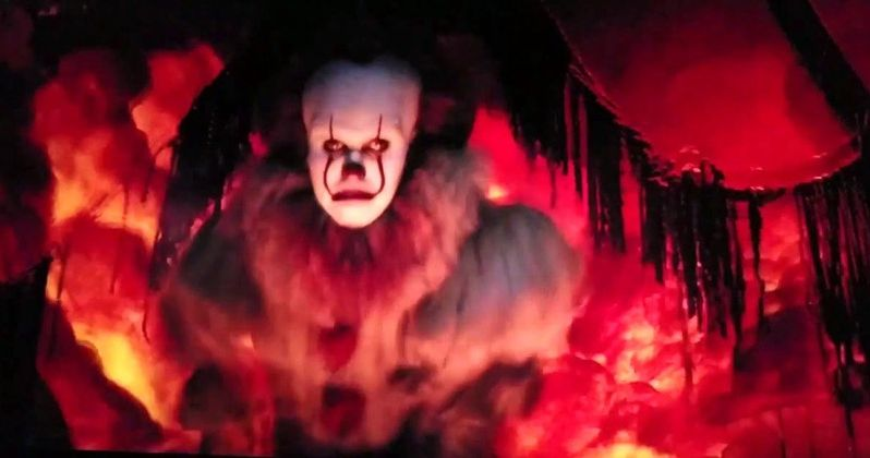 Hilarious IT Video Proves Pennywise Can Dance to Any Music