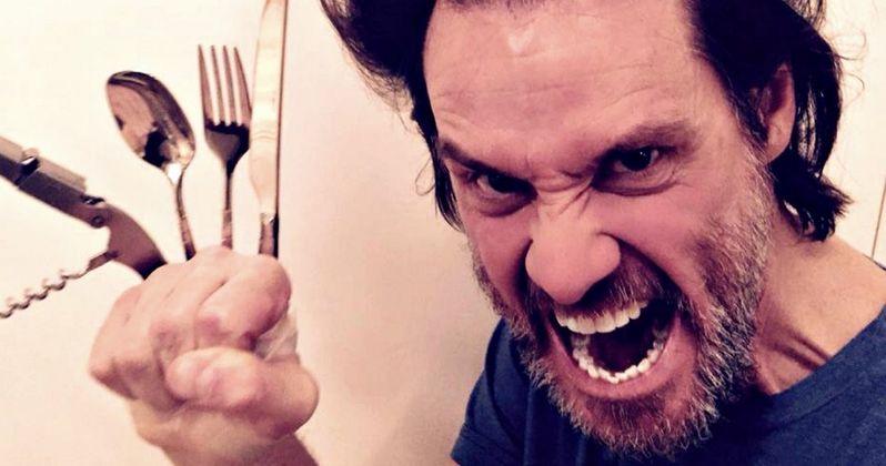 Jim Carrey & Hugh Jackman Get in Hilarious Impersonation War