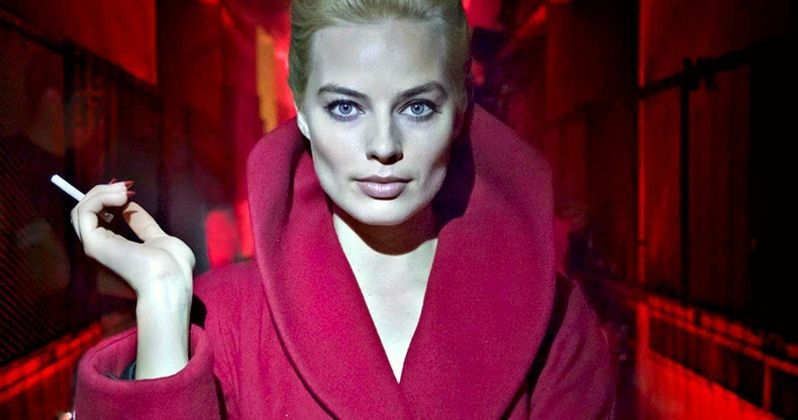 Terminal Trailer Pulls Margot Robbie Into a Noir Wonderland