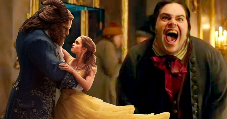 Beauty and the Beast Deleted Scene Revealed in Blu-ray Trailer