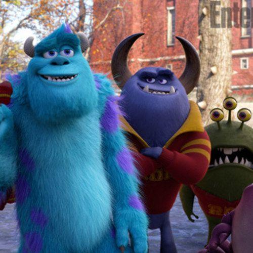 Monsters University Full Voice Cast Revealed