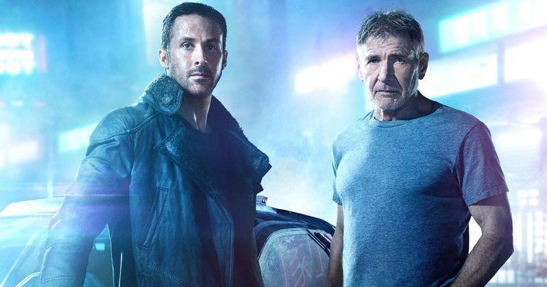 Blade Runner 2049 Trailer Release Date Announced
