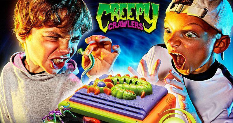 Creepy Crawlers Movie Is Happening at Paramount
