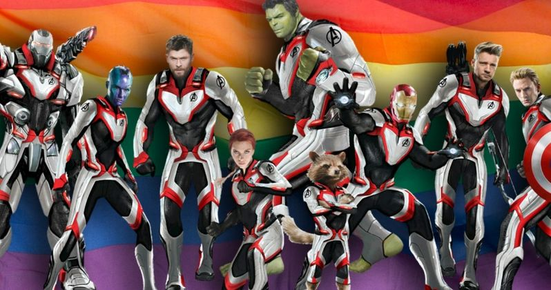 Avengers: Endgame Directors on Introducing the MCU's First Openly Gay Character