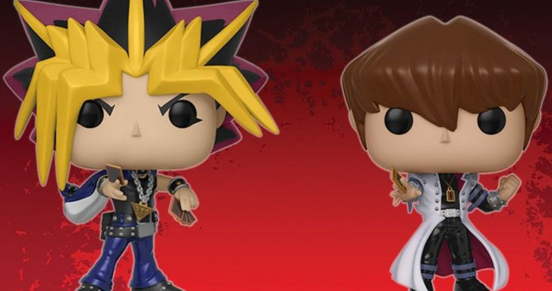 Yu-Gi-Oh! Funko Pop Toys to Be Unleashed Later This Summer