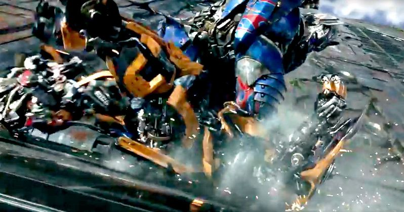 why is optimus prime fighting bumblebee in transformers 5 rh movieweb com