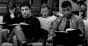 First Star Wars: The Force Awakens Table Read Footage Revealed