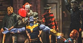 Horror Icons Defeat Thanos in Crazy Fan-Made Action Figure Photos