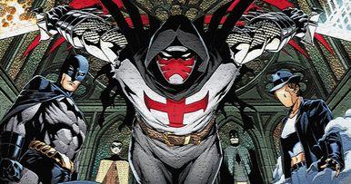 First Look at Azrael in Gotham Season 2 Reveals Huge Spoiler