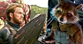 International 'Infinity War' TV Spot Puts the Focus on Rocket Raccoon