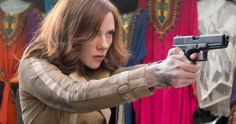 Black Widow Tops Fan Poll for Next Avengers Standalone Movie