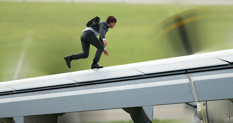 Mission: Impossible 5 TV Spot Takes Action to the Next Level