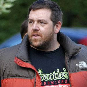 The World's End Set Photos with Simon Pegg and Nick Frost