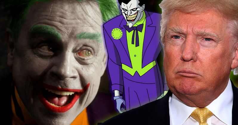 Mark Hamill Reads Trump's Tweets as the Joker and It's Perfect