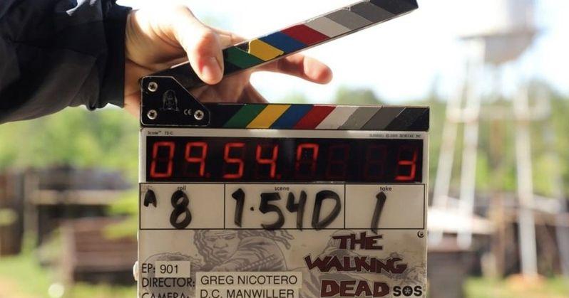 Walking Dead Season 9 Begins Production, First Set Photo Revealed