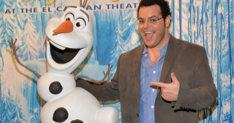 Spoiler-Happy Josh Gad Isn't Allowed to Read Full Frozen 2 Script
