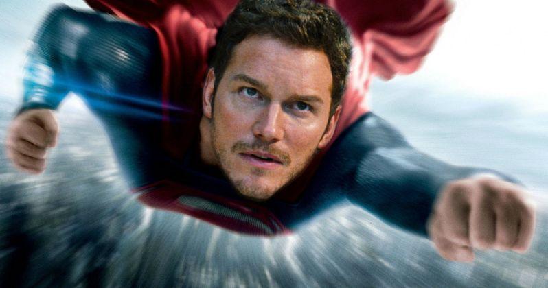 Why Chris Pratt Is Happy He Wasn't Cast as Superman