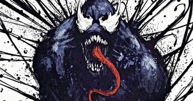 Venom Gets 5 Jaw-Dropping New Comic Book Inspired Posters