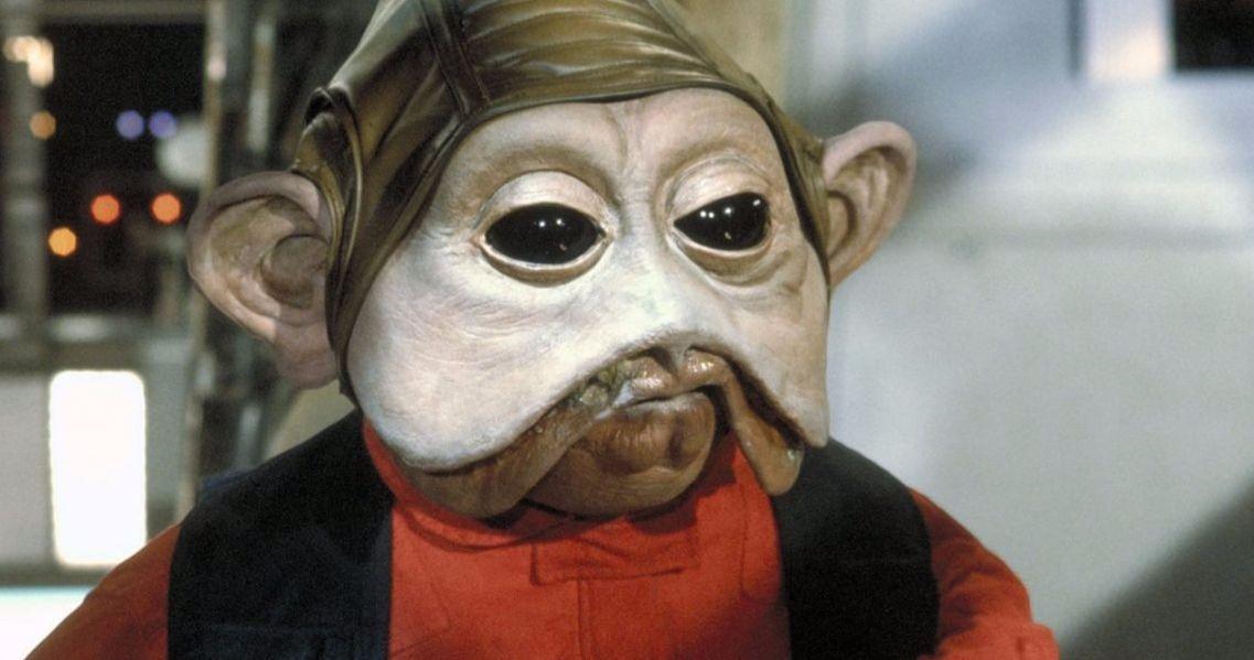 Nien Nunb Is Still Alive Claims Star Wars 9 Puppeteer