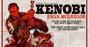 Obi-Wan Kenobi Movie Gets a Jaw-Dropping Fan-Made Poster