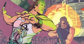 Big Trouble in Little China & Escape from New York Crossover in New Comic