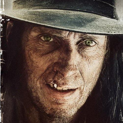 The Lone Ranger Poster with William Fichtner
