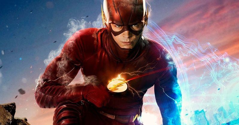 First Look at Earth-2 Barry Allen in The Flash Season 2