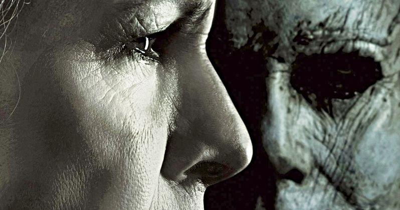 Halloween Movie Poster 2018.Halloween Poster Teases The Ultimate Horror Showdown New Trailer