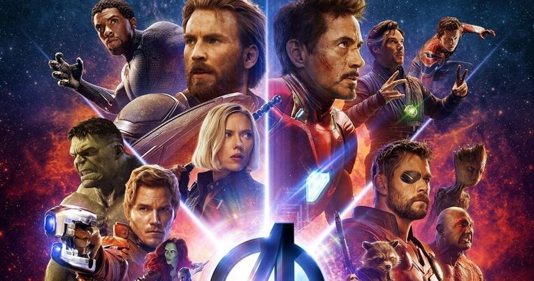 Tiny Ant-Man Easter Eggs Discovered in Gigantic Infinity War IMAX Poster