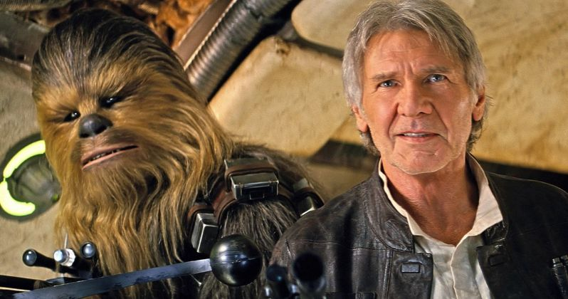 Star Wars: The Force Awakens Won't Have a Growly Han Solo