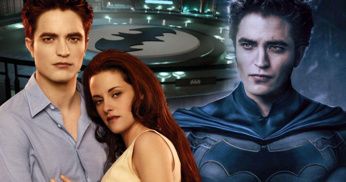 Robert Pattinson's The Batman Casting Is Brilliant Says Twilight Finale Director
