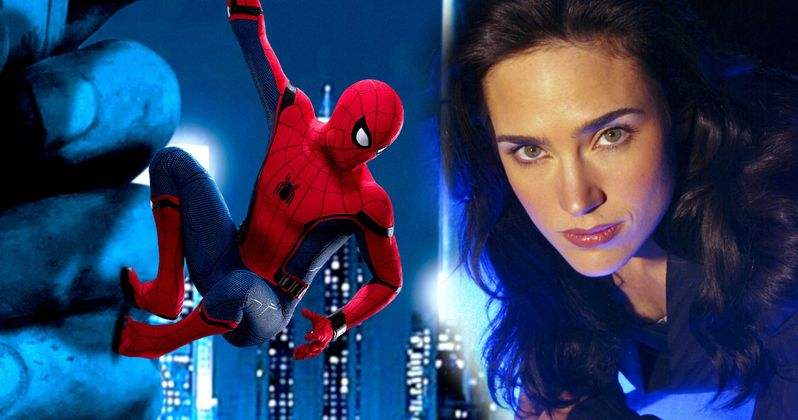 Did Jennifer Connelly Secretly Join Spider-Man: Homecoming?
