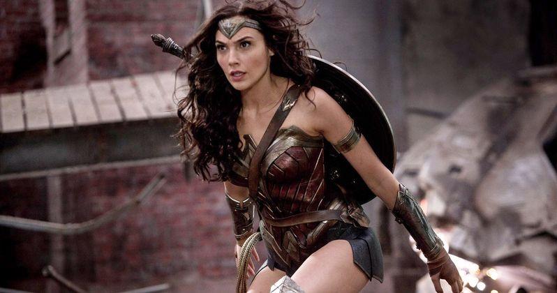 Leaked Wonder Woman Trailer #2 Photos Reveal a Battle