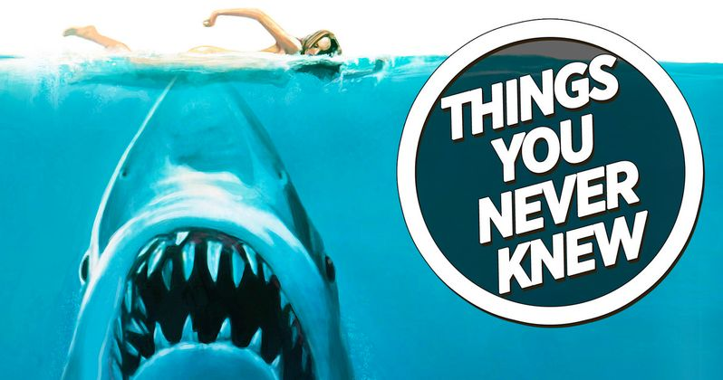 10 Jaws Facts You Never Knew