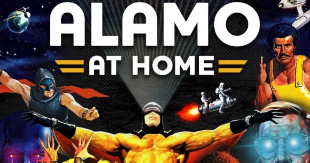 Alamo Drafthouse Announces Alamo-At-Home Virual Cinema