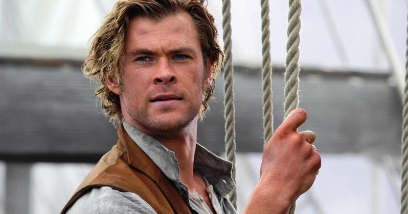In the Heart of the Sea Trailer #4: Chris Hemsworth Vs Moby Dick