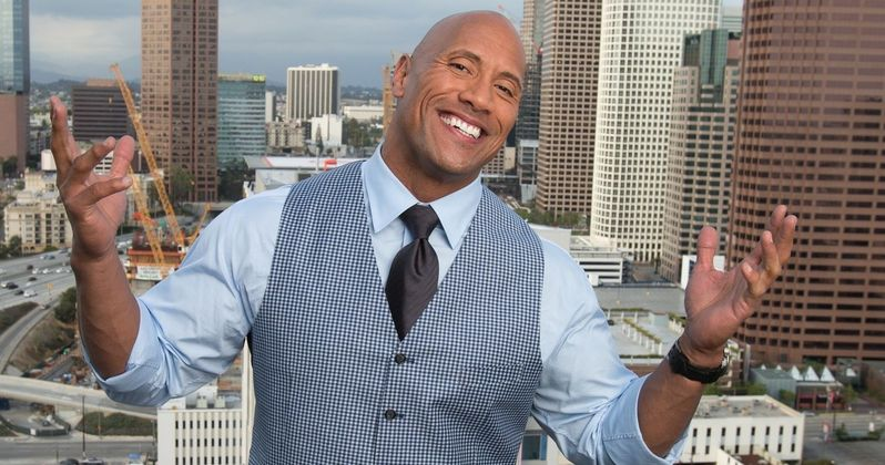 Dwayne 'The Rock' Johnson Is Voted People's Sexiest Man Alive