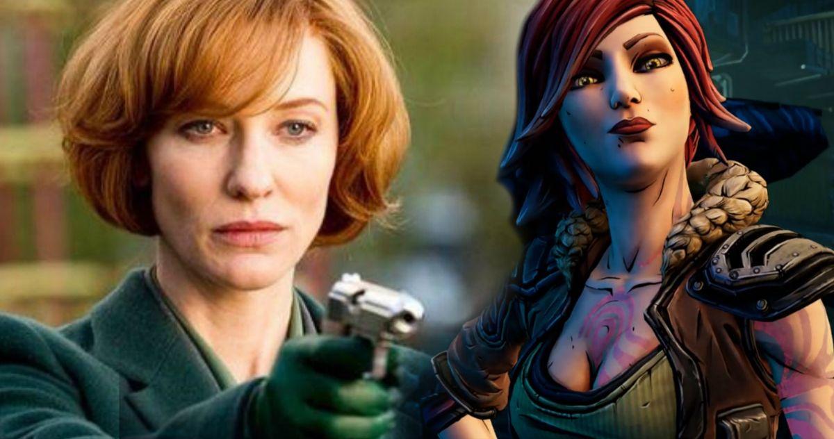 Borderlands Movie Wants Cate Blanchett as