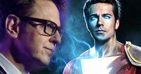Guardians Director Calls Shazam the Original Captain Marvel