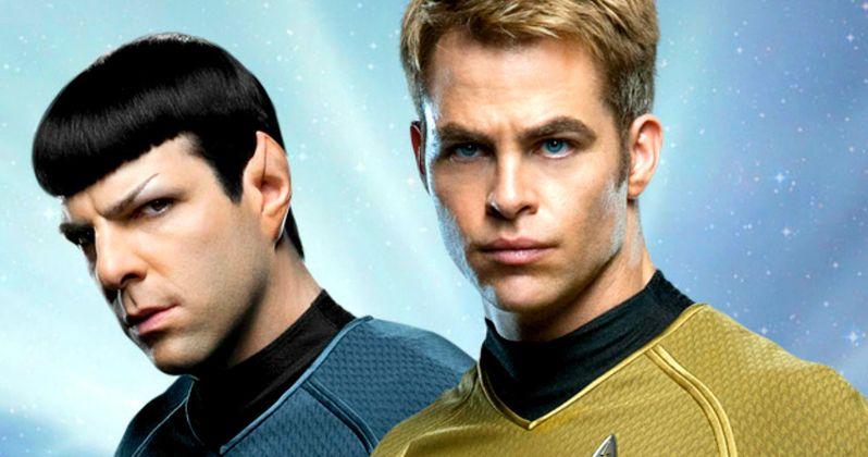 Star Trek 4 Happening with Chris Pine & Zachary Quinto