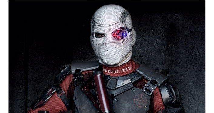 Suicide Squad Deadshot Photo Reveals Will Smith in Costume